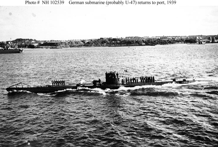the german u boat campaign The u-boat campaign in the first world war when world war one broke out the  u-boat was not really well known the german imperial navy had been.